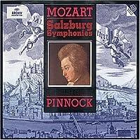 Mozart;Salzburg Symphonies