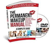 The Permanent Makeup Manual [並行輸入品]