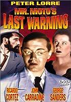 Mr Moto's Last Warning / [DVD] [Import]