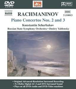 Piano Ctos 2 & 3