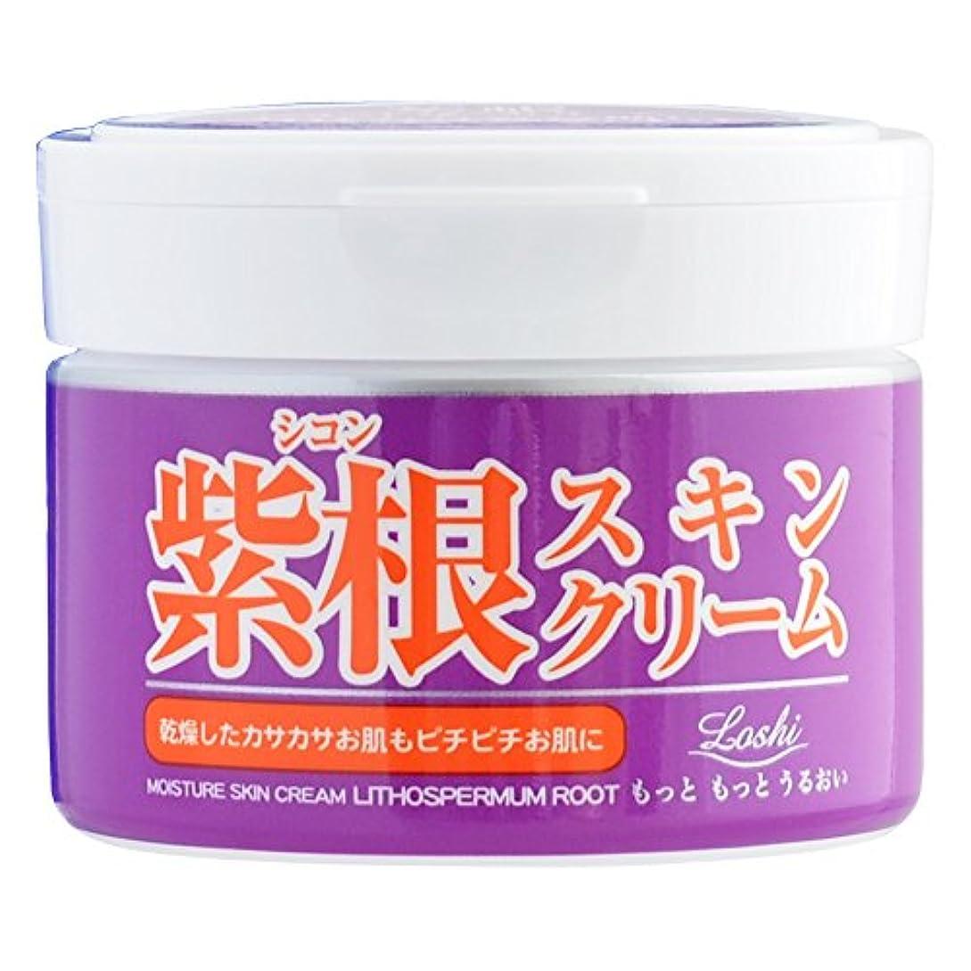 硬化する孤独ベーコンロッシモイストエイド 紫根スキンクリーム 220g
