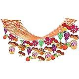秋の装飾 秋の味覚祭ハンガー L180cm 6660