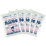 ワタナベ工業 ポリ袋 食品用ポリ袋 80枚入X5冊合計400枚セット 半透明 R-26