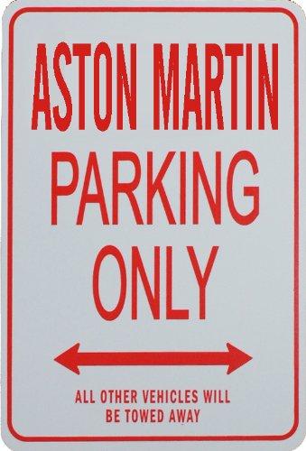アストンマーティン駐車場サイン ASTON MARTIN Parking O...