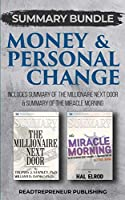 Summary Bundle: Money & Personal Change - Readtrepreneur Publishing: Includes Summary of The Millionaire Next Door & Summary of The Miracle Morning