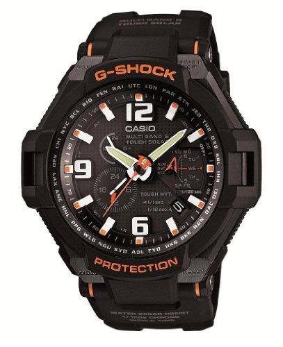 [カシオ]CASIO 腕時計 G-SHOCK ジーショック GRAVITYMASTER 電波ソーラー GW-4000-1AJF メンズ