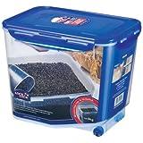 Lock & Lock Rice Container 7L (5KG), Transparent