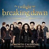 Twilight Breaking Dawn Part 2 Calendar 2013 16 Month [並行輸入品]