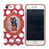 Vivienne Westwood カバー,Apple Iphone 7 & Iphone 7PLUS 兎くん 紅白 水玉 可愛い ケース カバー (IPHONE7)