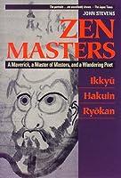 三人の禅師―Zen masters