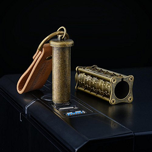 Cryptex Steampunk USB Flash Drive 16 GB【並行輸入品】