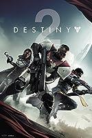 GB eye Destiny 2, Key Art, Maxi Poster 61x91.5 cm