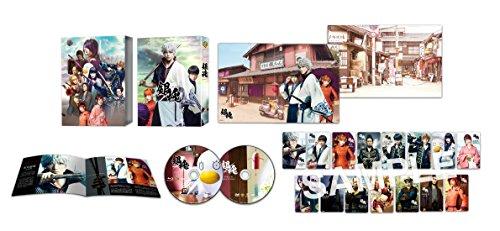 【Amazon.co.jp限定】銀魂 ブルーレイ プレミアム・エディション(初回仕様/2枚組)(特典Disc1枚付き) [Blu-ray]