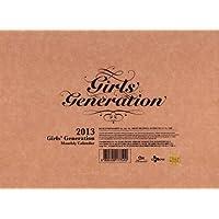 少女時代 2013 Official Table Calendar 公式 卓上 カレンダー
