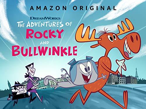 ロッキーとブルウィンクルの大冒険 シーズン1 パート1 (字幕版)