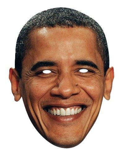 オバマ お面 マスク コスプレ アメリカ 大統領 政治家 グッズ [並行輸入品]