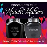 Cuccio MatchMakers Veneer & Lacquer - Oh My Prague - 0.43oz / 13ml Each