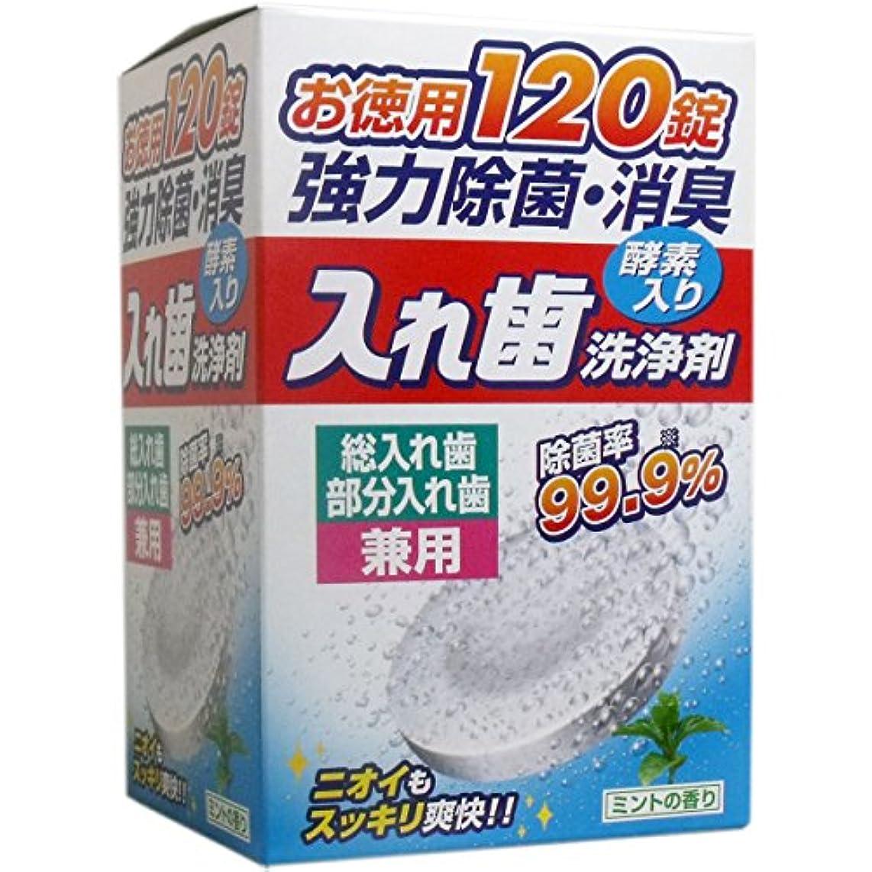 収容するバスケットボール広告する入れ歯洗浄剤 酵素入 総入れ歯?部分入れ歯兼用