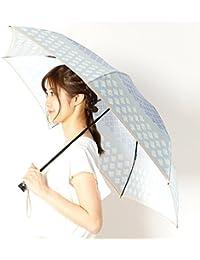 ビバユー(雑貨)(VIVA YOU) 雨傘(折りたたみ傘/3段/ミニ傘)花柄/レース柄(婦人/レディース)