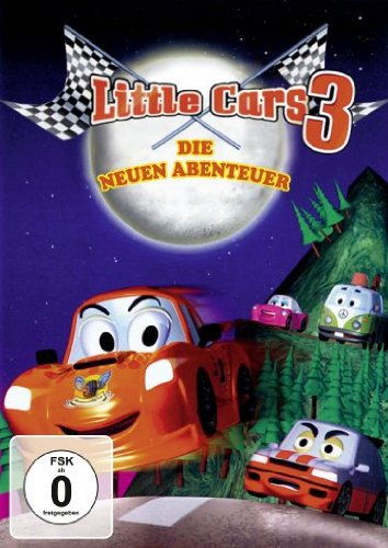 The Little Cars 3 - Die neuen Abenteuer [Import allemand]
