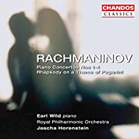 Piano Concertos 1-4 / Rhapsody on Theme Paganini