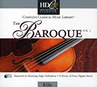 Baroque: Classical Music Libraries 1
