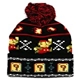 NINTENDO(任天堂) スーパーマリオ<br>8bit ポムニット帽