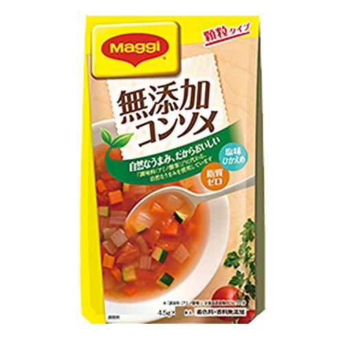 ネスレ マギー 化学調味料無添加コンソメ 4.5g×18本×3袋