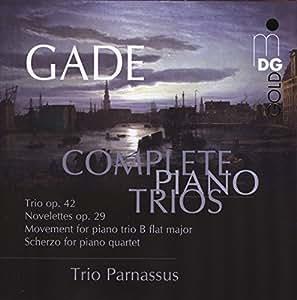Trio Op. 42 Novelets Op. 29 Sche