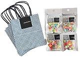 papabubble(パパブブレ) ランダムミックス4袋(お渡し用個別ショッパー付き)限定商品