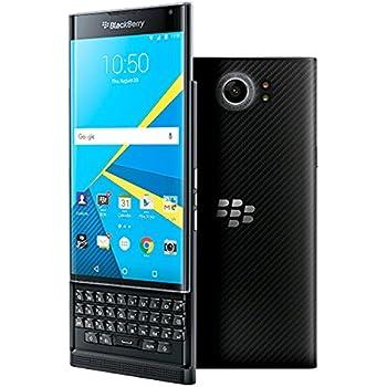 (SIMフリー) BlackBerry PRIV STV100-3 ブラック [並行輸入品]