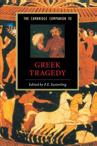 an interpretation of aeschylus in the story of oresteia greek tragedy Tragedy - aeschylus: the first great tragedian: it is this last question that aeschylus asks most insistently in his two most famous works, the oresteia (a trilogy comprising agamemnon, choephoroi, and eumenides) and prometheus bound (the first part of a trilogy of which the last two parts have been lost): is it right that orestes, a young.