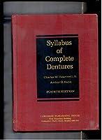 Syllabus of Complete Dentures