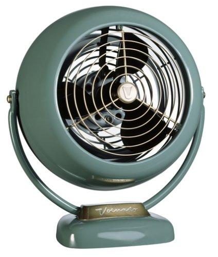 Vornado サーキュレーター(空気循環器) アンティークグリーン 【レプリカモデル 6-24畳用】 VF20