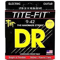 【6セット】DR DR-LT9[09-42] TITE-FIT エレキギター弦