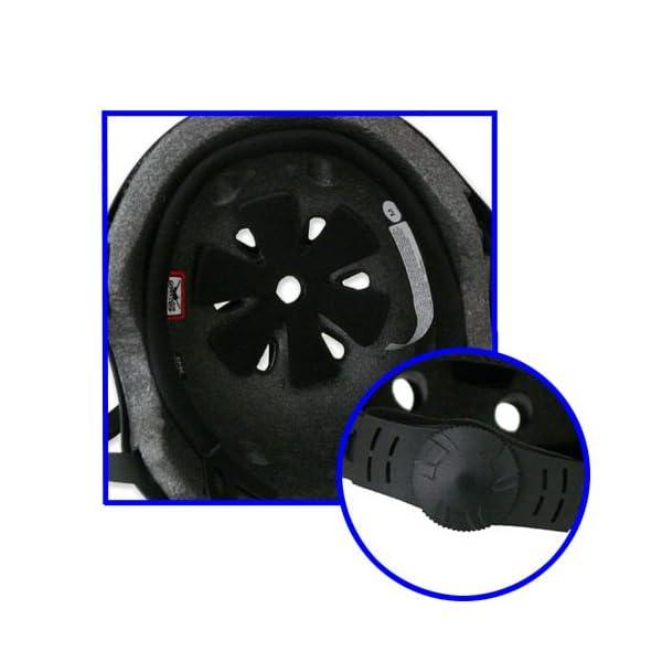 TOHO アジャスタブルヘルメット CAV-11の紹介画像6