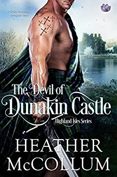 The Devil of Dunakin Castle (Highland Isles) by [McCollum, Heather]