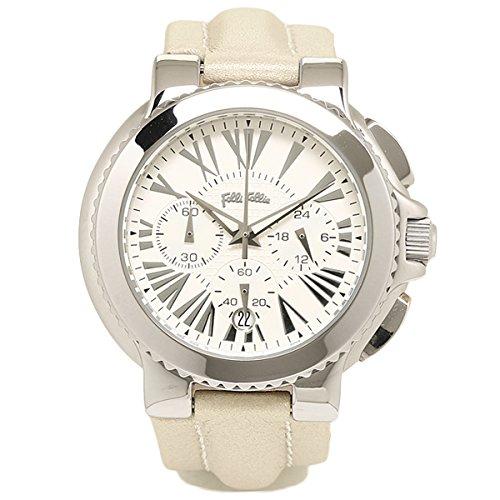 (フォリフォリ) FOLLI FOLLIE フォリフォリ 時計 レディース FOLLI FOLLIE WF6T003SEWIV 腕時計 ウォッチ グレー/シルバー[並行輸入品]
