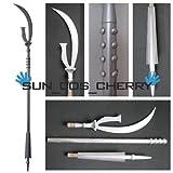 コスプレ道具 B-012 美少女戦士セーラームーン セーラーサターン 土萠ほたる 沈黙の鎌 鎌武器