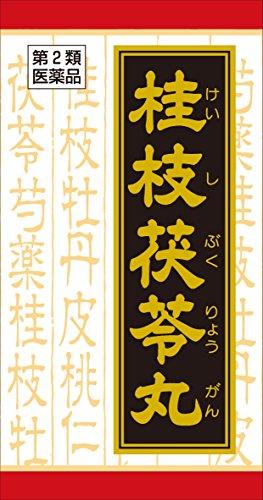 (医薬品画像)「クラシエ」漢方桂枝茯苓丸料エキス錠
