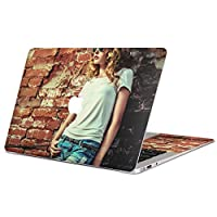 "MacBook Air 13inch 2018モデル / A1932 専用スキンシール マックブック エア Mac 13"" インチ Retina 専用シール フィルム ステッカー アクセサリー 保護 (2010年 ~ 2017年モデル 非対応) 006918 写真・風景 写真 人物"