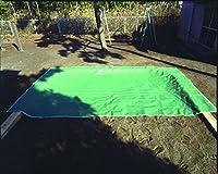 砂場メッシュシート スタンダード 5×6m (サンドバッグ付) 日本製 砂場動物侵入防止ネット