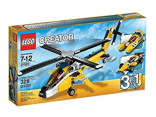 レゴ (LEGO) クリエイター・イエローレーサー 31023