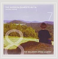 Nuzerov Quartets 6 7 8