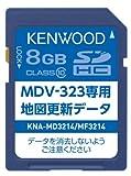 ケンウッド(KENWOOD) 2014年地図更新SDカード オービスデータ対応 KNA-MF3214