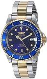 [インビクタ]Invicta 腕時計 Pro Diver メンズ 自動巻き 40mm ケース スチール ゴールド ステンレス鋼ストラップ 青ダイヤル 8928OB メンズ 【正規輸入品】
