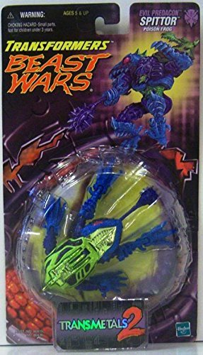 Spittor Poison Frog Transmetals 2 Transformers Beast Wars [並行輸入品]