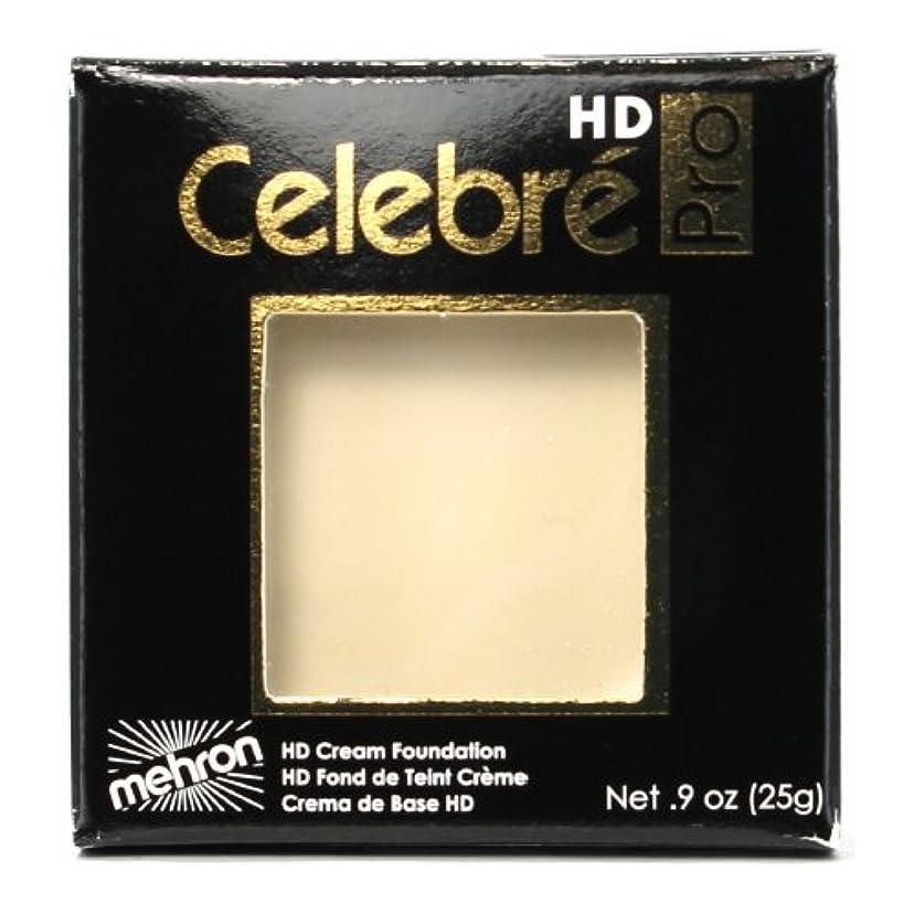ポンプケージ観光に行く(3 Pack) mehron Celebre Pro HD Make-Up - Eurasia Ivory (並行輸入品)