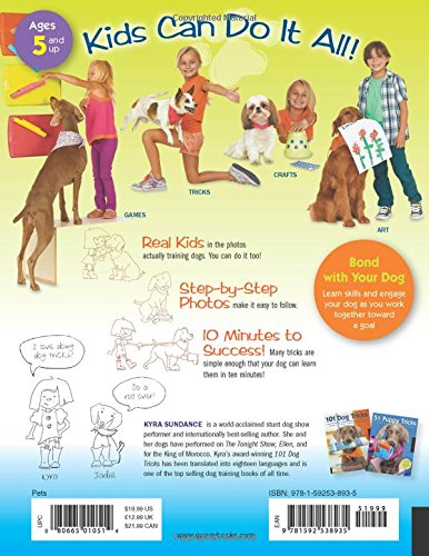 101 Dog Tricks, Kids Edition: Fun and Easy Activities, Games, and Crafts 2