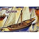 1199 輸入木製帆船模型 アークレー/ジーベック(カッサドール)